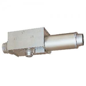 三菱 ダクト用換気扇 中間取付形ダクトファン 事務所・施設・店舗用 消音形 接続パイプ:φ150mm V-23ZMS5