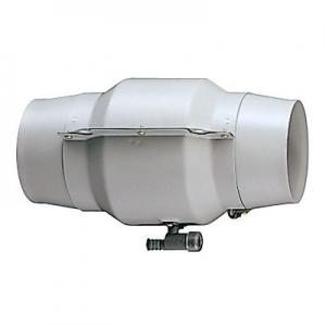 三菱 ダクト用換気扇 中間取付形ダクトファン 丸形中間取付形 接続パイプ:φ200mm V-26ZMT2