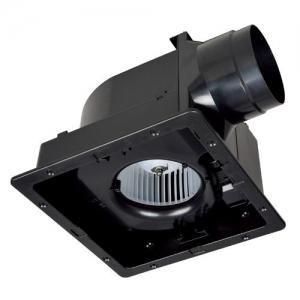 三菱 ダクト用換気扇 天井埋込形 サニタリー用 グリル別売タイプ 接続パイプ:φ150mm 埋込寸法:315mm角 VD-18ZLC9-IN
