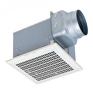 三菱 ダクト用換気扇 天井埋込形 台所用 低騒音形 接続パイプ:φ150mm 埋込寸法:315mm角 VD-20Z9