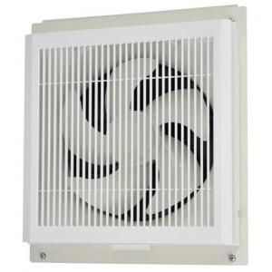 三菱 標準換気扇 学校用 窓枠据付け格子タイプ 24時間換気機能付 電気式シャッター 給排気式 30cm EX-30SC3-RK