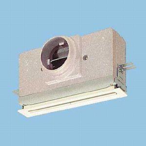 パナソニック ライン形吹出グリル 風量・風向調節機能付 φ100用 FY-GSV041-W