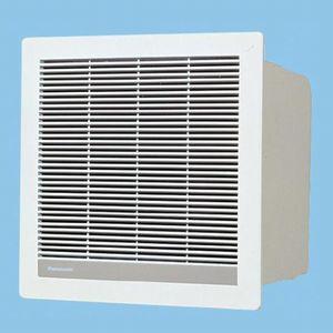 パナソニック 気調・熱交換形換気扇 壁埋熱交形 電気式シャッター 急速換気付 色=ホワイト 温暖地・準寒冷地用 FY-14ZTD-W