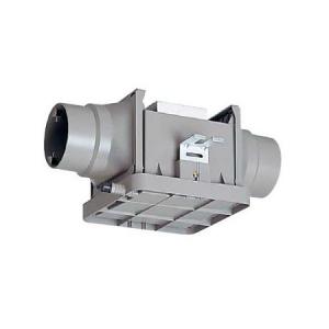 パナソニック 舗 中間ダクトファン 1室用 風圧式シャッター 登場大人気アイテム FY-12DZC1 樹脂製