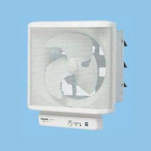 パナソニック インテリア形有圧換気扇 低騒音・自動運転形 温度センサー付 インテリアメッシュタイプ FY-25LST