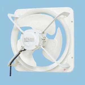 パナソニック 有圧換気扇 鋼板製 低騒音形 排-給気兼用仕様 40cm 三相・200V 公称出力:400W 取付開口寸法 内寸:445?角 FY-40GTW3