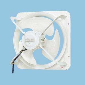 パナソニック 有圧換気扇 低騒音形 排-給気兼用仕様 三相・200V FY-50GTV3
