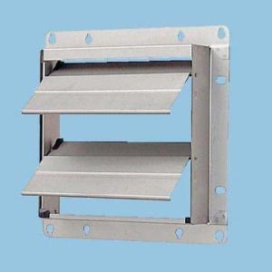 パナソニック 有圧換気扇 専用部材 風圧式シャッター 40cm用 ステンレス製 FY-GAX403