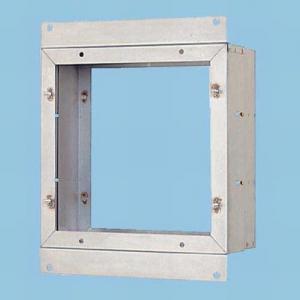 パナソニック 有圧換気扇 専用部材 スライド取付枠 RC壁用 30cm用 ステンレス製 FY-KCX30