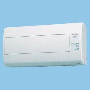 パナソニック 気調・熱交換形換気扇 壁掛形・1パイプ式 排湿形・自動運転形 湿度センサー 電気式シャッター 色=ホワイト 寒冷地仕様 FY-16ZJH1-W