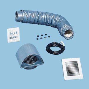 パナソニック 屋根裏・床下換気・サニタリー用換気扇 屋根裏換気システム システム部材 FY-550LPB