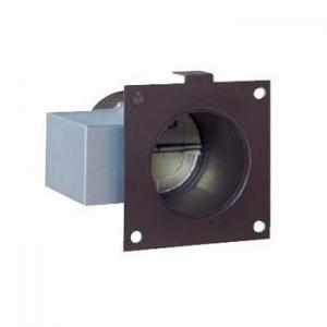 パナソニック 電動ダンパー 煙逆流防止用 常時閉鎖形 φ100用 FY-MDS042