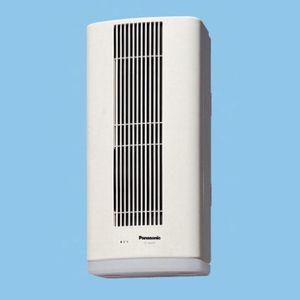 パナソニック Q-hiファン 熱交換タイプ 壁掛・排湿・縦形 8畳用 色:ホワイト 寒冷地仕様 FY-8XJY