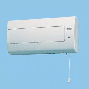 パナソニック Q-hiファン 熱交換タイプ 壁掛・排湿形 10畳用 色:ホワイト 寒冷地仕様 FY-10WJ-W