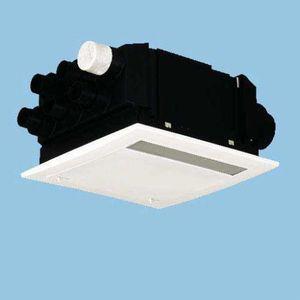 パナソニック 気調システム Q-hiセントラル換気ユニット 同時給排タイプ 天井埋込形 24坪タイプ・5~6ヶ所吹出 温暖地・準寒冷地用 FY-C24R