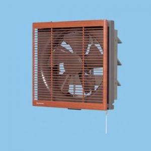 パナソニック 一般 台所 事務所 居室用換気扇 連動式シャッター 割引 排気 低価格 居間用インテリア形 埋込寸法:30cm角 FY-25PEB5