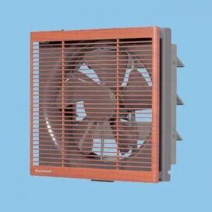 パナソニック 一般・台所・事務所・居室用換気扇 居間用インテリア形 排気 電気式シャッター 埋込寸法:25cm角 FY-20EEB5