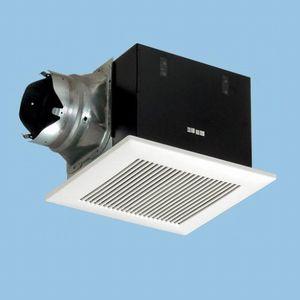 パナソニック 天井埋込形換気扇 排気 低騒音形 鋼板製本体 ルーバーセットタイプ 埋込寸法:270mm角 適用パイプ径:φ150mm FY-27S7