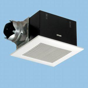 パナソニック 天井埋込形換気扇 排気・強-弱 低騒音・特大風量形 鋼板製本体 ルーバーセットタイプ 埋込寸法:320mm角、適用パイプ径:φ150mm FY-32SG7