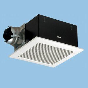 パナソニック 天井埋込形換気扇 排気・強-弱 低騒音・大風量形 鋼板製本体 ルーバーセットタイプ 埋込寸法:385mm角 適用パイプ径:φ150mm FY-38SK7