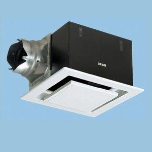 パナソニック 天井埋込形換気扇 排気 低騒音形 鋼板製本体 ルーバーセットタイプ フラットパネル形 埋込寸法:320mm角 適用パイプ径:φ150mm FY-32FP7