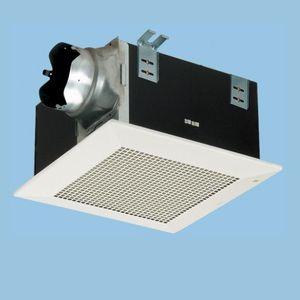 パナソニック 天井埋込形換気扇 排気・強-弱 BL認定品 鋼板製本体・右排気 BL規格:台所用?型 埋込寸法:385mm角 適用パイプ径:φ150mm FY-38B7MBL3