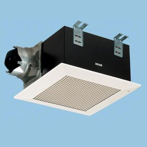 パナソニック 天井埋込形換気扇 排気・強-弱 BL認定品 鋼板製本体・左排気 BL規格:台所用?型 埋込寸法:385mm角 適用パイプ径:φ150mm FY-38B7HBL4