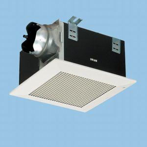 パナソニック 天井埋込形換気扇 排気・強-弱 BL認定品 鋼板製本体・右排気 BL規格:台所用?型 埋込寸法:385mm角 適用パイプ径:φ150mm FY-38B7MBL4