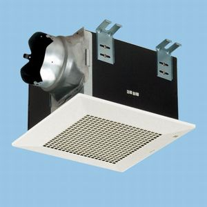 パナソニック 天井埋込形換気扇 排気・強-弱 BL認定品 鋼板製本体・右排気 BL規格:台所用?型 埋込寸法:320mm角 適用パイプ径:φ150mm FY-32BK7MBL2