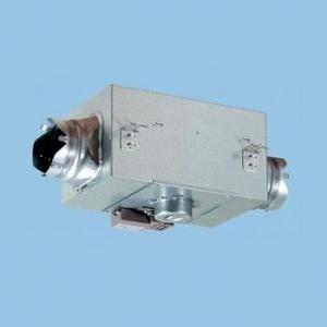 パナソニック 中間ダクトファン 標準形・排気 強-弱 風圧式シャッター 鋼板製 羽根:樹脂製 FY-20DZ4