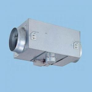 パナソニック 中間ダクトファン 標準形・排気 強-弱 風圧式シャッター 鋼板製 羽根:樹脂製 FY-25DZ4
