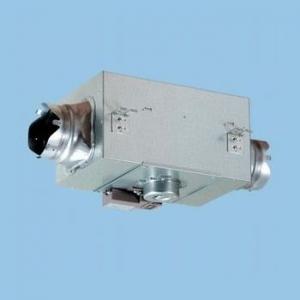 パナソニック 中間ダクトファン オール金属形・排気 強-弱 風圧式シャッター 鋼板製 FY-20DZM4