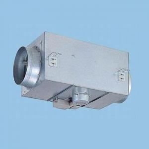 パナソニック 中間ダクトファン オール金属形・排気 強-弱 風圧式シャッター 鋼板製 FY-25DZM4