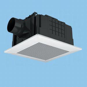 パナソニック 天井埋込形換気扇 排気・低騒音形 樹脂製本体 ルーバーセットタイプ 埋込寸法:320mm角 適用パイプ径:φ100mm FY-32CSD7