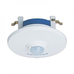 パナソニック 熱線センサ付自動スイッチ 親器 天井取付形 明るさセンサ付 光アドレス設定式 WRT3374K