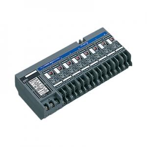 パナソニック 16A両切リレー付親器 分電盤用 8回路 25W 100~242V WRS3228