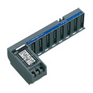 パナソニック リレーベース親器 分電盤用 8回路 25W 100~242V WRS2008