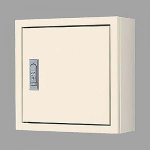 パナソニック 16A両切リレー付子器 分電盤用 金属パネル形 4回路 ロータリ設定式 WRS3824