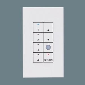 パナソニック ライトマネージャーFx専用壁埋込型 シーン選択子器 NK28814