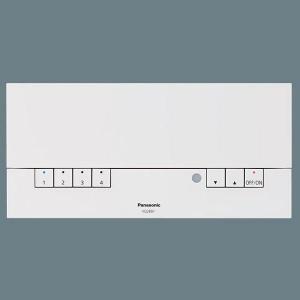パナソニック 壁埋込 ライトマネージャFx 記憶式6回路 親器 NQ28861