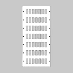 パナソニック 新金属リモコンスイッチプレート 7段 7連型 196コ用 スイッチ取付金具付 WR3571961