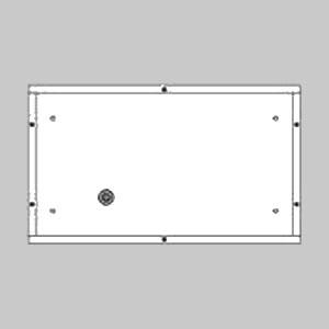 パナソニック 2線式リモコンセレクタスイッチ 埋込ボックス 2段 8連型 WR7028