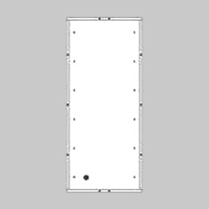 パナソニック 2線式リモコンセレクタスイッチ 埋込ボックス 7段 7連型 WR7077