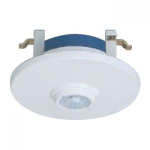 パナソニック 熱線センサ付自動スイッチ 増設機能付子器 広角検知形 天井取付形 WRT3367
