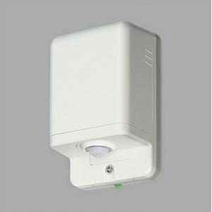 パナソニック かってにスイッチ 屋側壁取付 熱線センサ付自動スイッチ 親器 8Aタイプ 防雨形 8A 100V ホワイト WTK3481