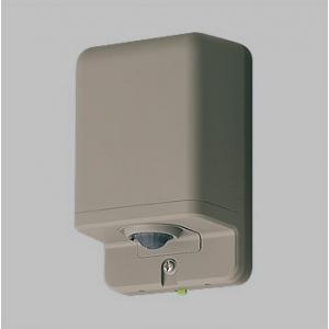 パナソニック かってにスイッチ 屋側壁取付 熱線センサ付自動スイッチ 親器 8Aタイプ 防雨形 8A 100V ブラウン WTK3481A