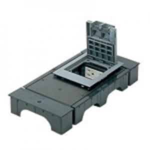 パナソニック インナーコンセント 標準型 角1型 接地2Pコンセント 15A 125V テレホンモジュラジャック 6極4心 樹脂製 NE31651K
