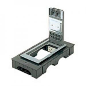 パナソニック インナーコンセント 標準型 角2型 接地2Pコンセント 4コ口 樹脂製 15A 125V NE32650K