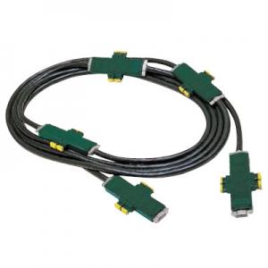 パナソニック 幹線ケーブルセット ジョイントボックス×4個 ケーブル長13.5m 単相3線 50A 125/250V WJ54543K