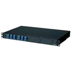 パナソニック 光スプライスユニット 固定式 ポート数12 SC2連アダプタ6個 アダプタパネル2個 ブランクパネル2個 NR651212K
